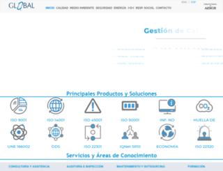 globalo2.es screenshot