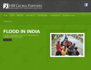 globalpartners.org screenshot