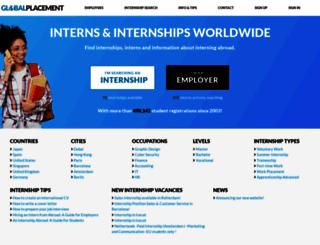 globalplacement.com screenshot