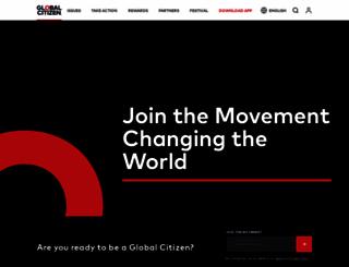 globalpovertyproject.com screenshot