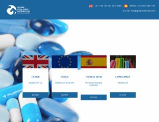 globalproductseurope.com screenshot