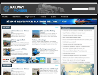 globalrailwaynews.com screenshot