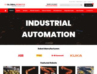 globalrobots.com screenshot