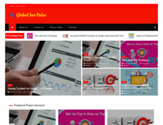 globalseopulse.com screenshot