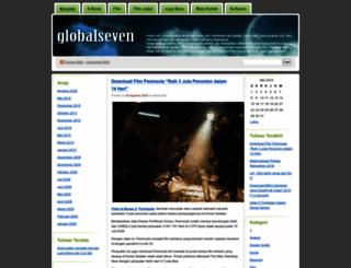 globalseven.wordpress.com screenshot