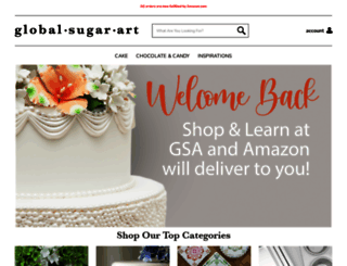 globalsugarart.com screenshot