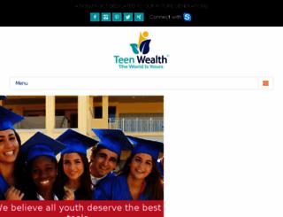 globalteenwealth.com screenshot