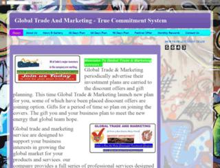 globaltra.blogspot.com screenshot