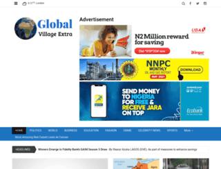 globalvillageextra.com screenshot