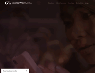 globalwidemedia.com screenshot