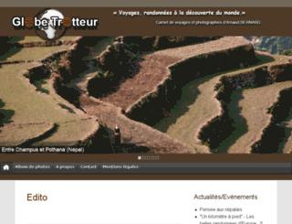 globe-trotteur.fr screenshot