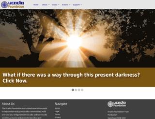 globe-union.org screenshot