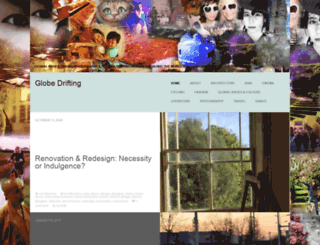 globedrifting.wordpress.com screenshot