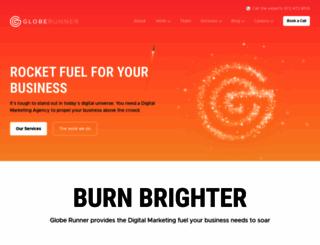 globerunner.com screenshot