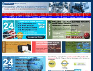 globesamerica-offshore.com screenshot
