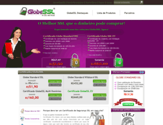 globessl.com.br screenshot