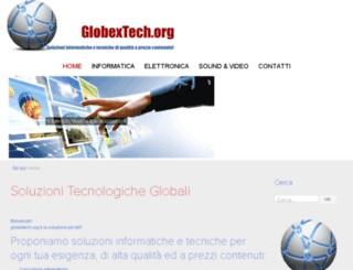 globextech.org screenshot