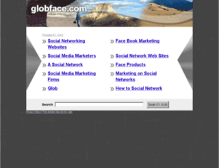 globface.com screenshot