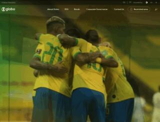 globoir.globo.com screenshot