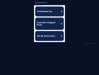 globonews.co screenshot