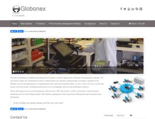 globonex.com screenshot