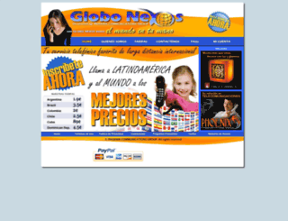 globonexos.com screenshot