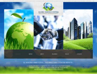 globoservicesystem.com screenshot