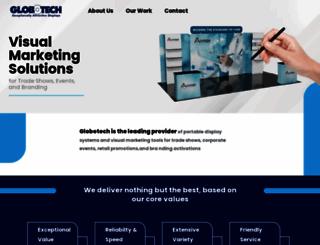 globotech.com screenshot