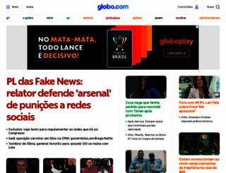 globovox.globo.com screenshot