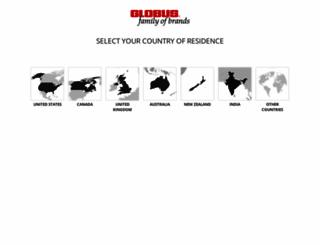 globusandcosmos.com screenshot