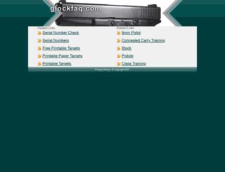 glockfaq.com screenshot