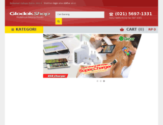glodokshop.com screenshot