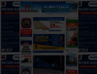 glogow.info.pl screenshot