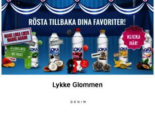 glommenlykke.com screenshot