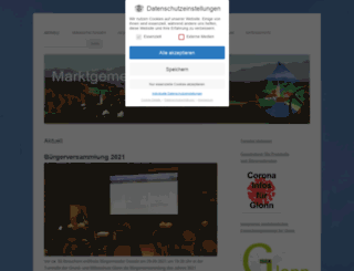 glonn.de screenshot