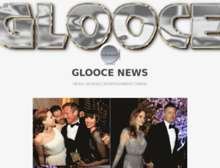 gloocenews.tumblr.com screenshot