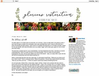gloriousrestoration.blogspot.com screenshot