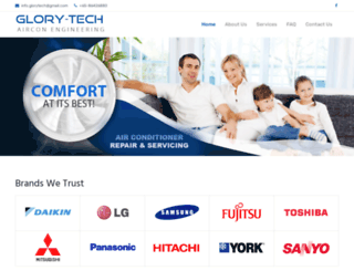 glory-tech.com.sg screenshot