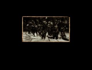 gloryofdarkness.de screenshot