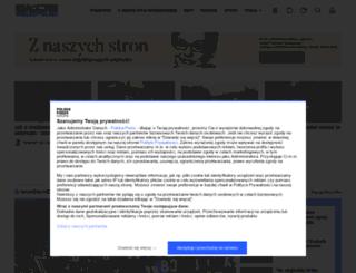 glos.com screenshot