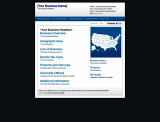 gloss48.com screenshot
