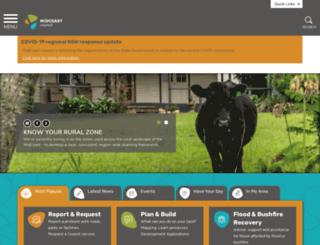 gloucester.nsw.gov.au screenshot