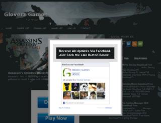 gloverzgames.blogspot.com screenshot