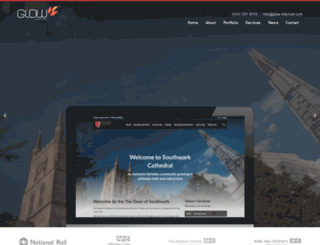 glow-internet.com screenshot