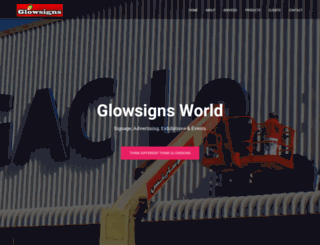 glowsignz.com screenshot