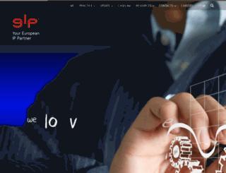 glp.eu screenshot
