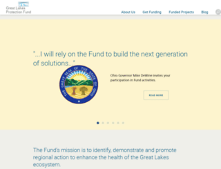glpf.org screenshot