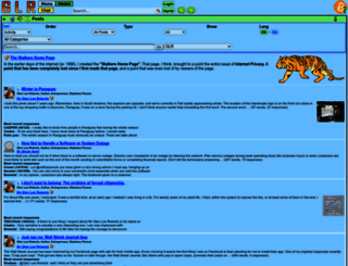 glr.com screenshot