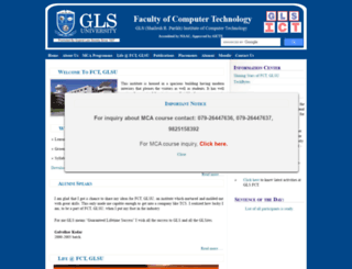 glsict.org screenshot