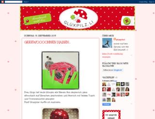 gluexpilzli.blogspot.ch screenshot